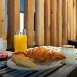 Petit déjeuner hôtel de charme pays basques