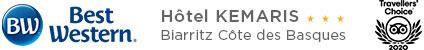 Best Western hôtel Kemaris